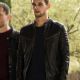 Freddie Thorp Overdrive Leather Jacket