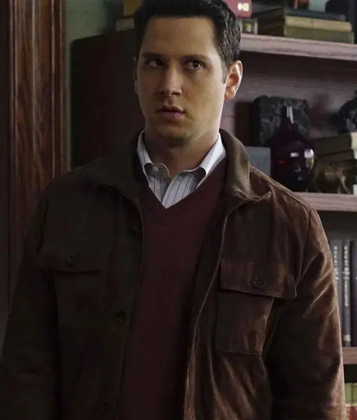 How To Get Away Withs Murder Asher Millstone Jacket