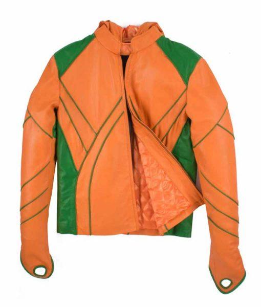 Smallville Aquaman Leather Jacket