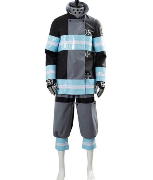 Tamaki Kotatsu Fire Force Jacket