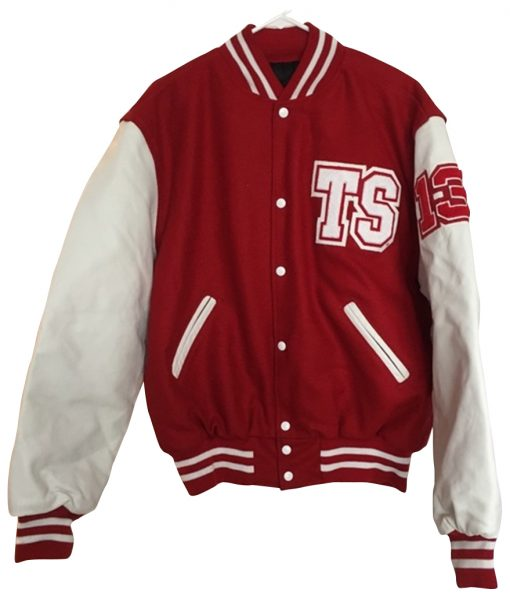 Taylor Swift The Red Tour Letterman Jacket