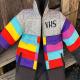 VHS Puffer Jacket
