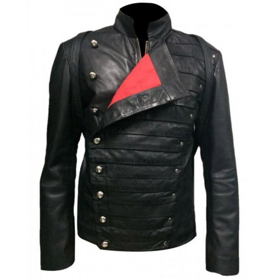 Westworld Hector Escaton Leather Jacket