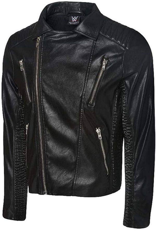Wwe Finns Balor Leather Jacket