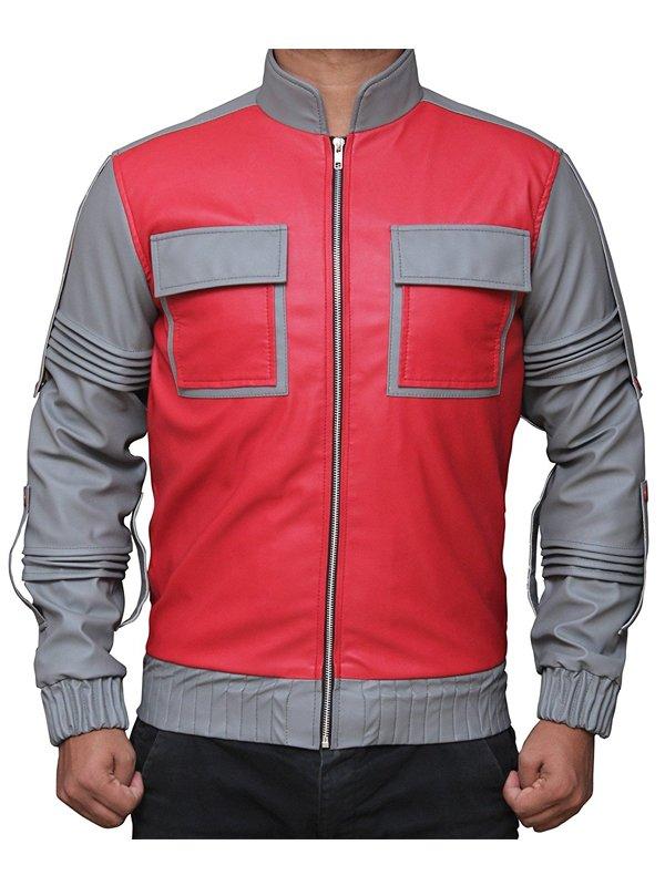 Bttf2 Leather Jacket