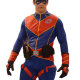 Captain Man Costume Jacket