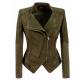 Deerskin Retro Leather Jacket