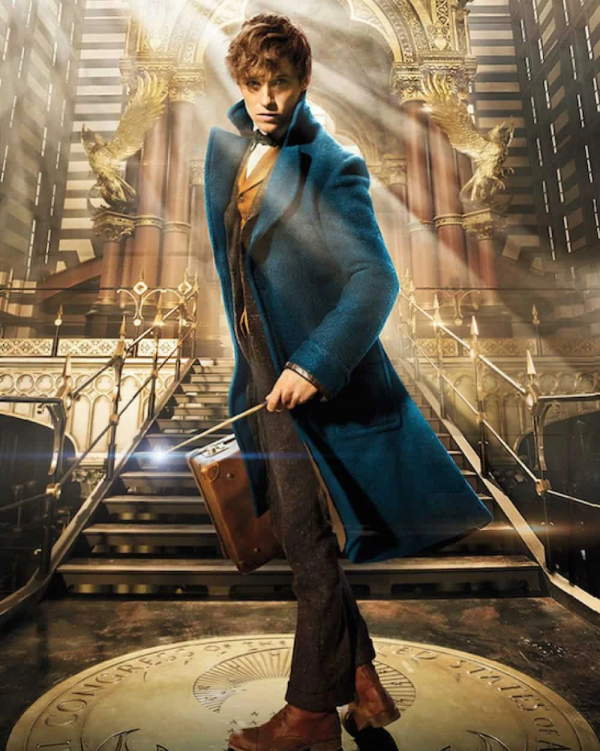 Fantastic Beasts Wools Coat