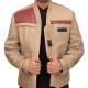 Finn And Poe Leather Jacket