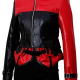 Harley Quinns Red And Black Jacket