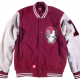 Iron Man Varsity Jacket