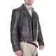 Joshua Nolan Bowler Leather Jacket