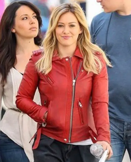 Kelsey Peters Duff Leather Jacket
