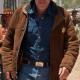 Longmire Leather Jacket