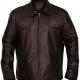 President Obama Leather Jacket
