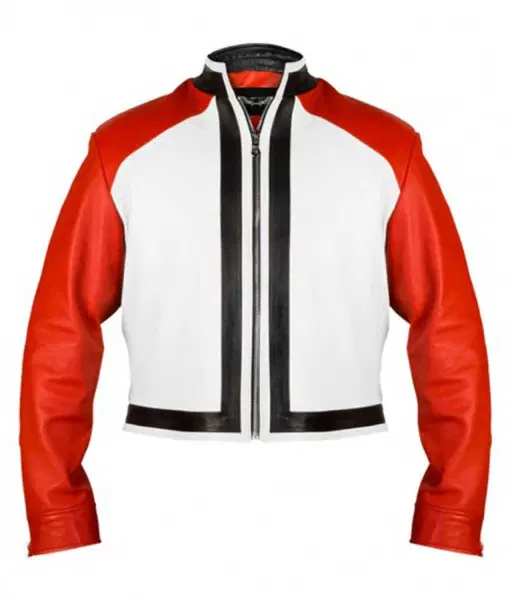 Terry Bogard Leather Jacket