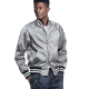 Todd Snyders Japanese Nylon Snap Bomber Jacket