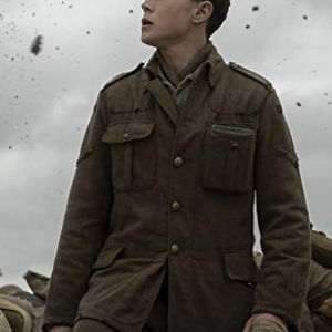 1917 George Mackay Cotton Jacket