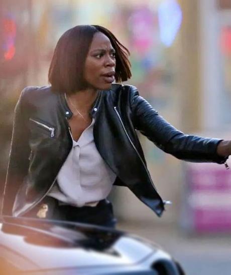 Agent Rosetti Spontaneous Leather Jacket