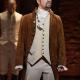 Alexander Hamilton Brown Coat