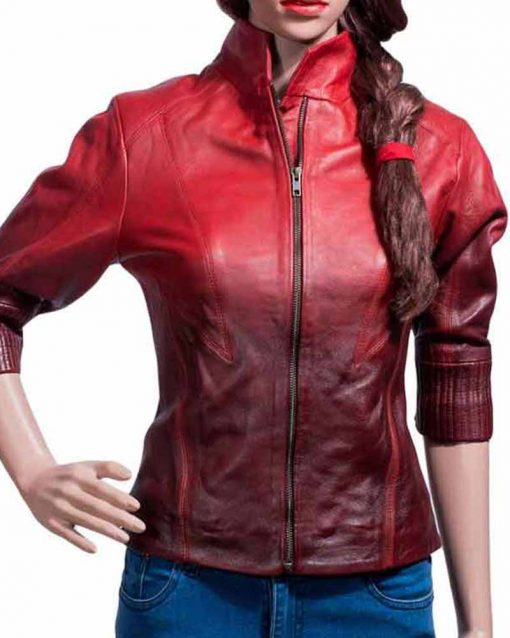 Avengers Age Of Ultron Scarlet Witch Jacket