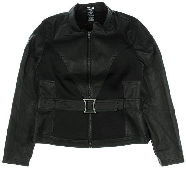 Avengers Endgame Black Widow Jacket