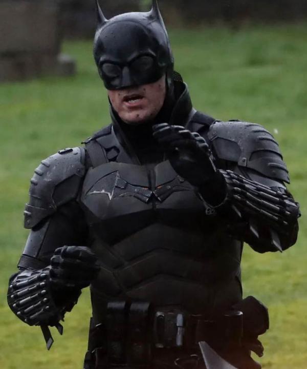 Bruce Wayne The Batman 2021 Jacket