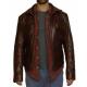 Bruce Willis Surrogates Leather Jacket