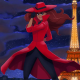 Carmen Sandiego S03 Red Coat