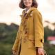 Dating Amber Lola Petticrew Wool Coat