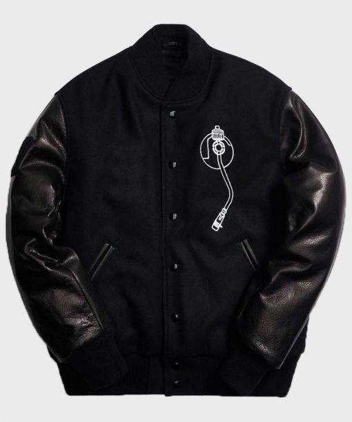 Def Jam Records Varsity Jacket