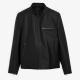 Elvis Presley Black Leather Jacket