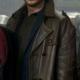 Eternals Ikariss Long Leather Jacket