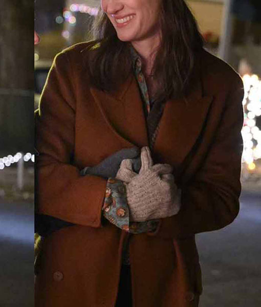 Happiest Season Harper Coat