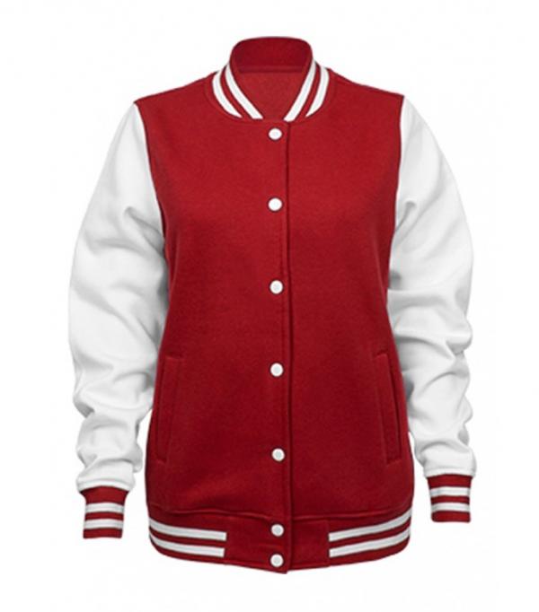 Harley Quinn Varsity Jacket