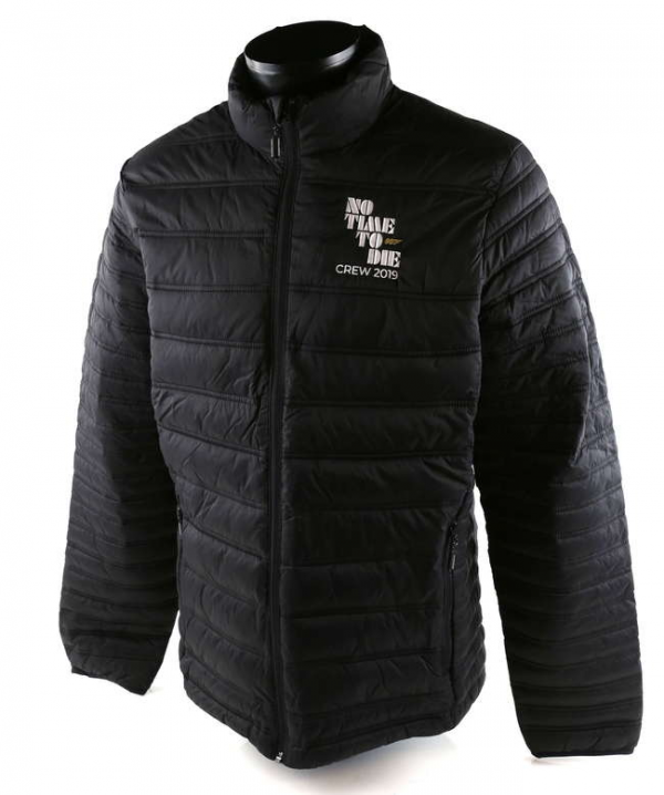 James Bond No Time To Die 2020 Puffer Jacket