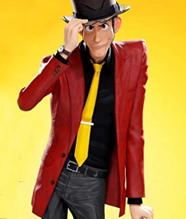 Lupin III The First Arsene Lupin III Blazers