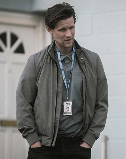Matt Smith His House Grey Jacket