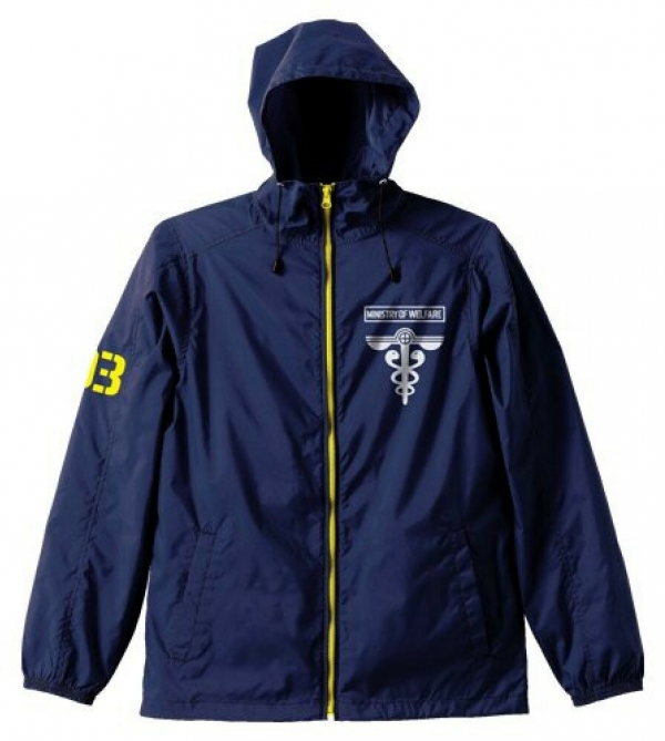Psycho-pass Wpc Windbreaker Jacket