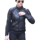 Rebecca Fergusons Leather Jacket