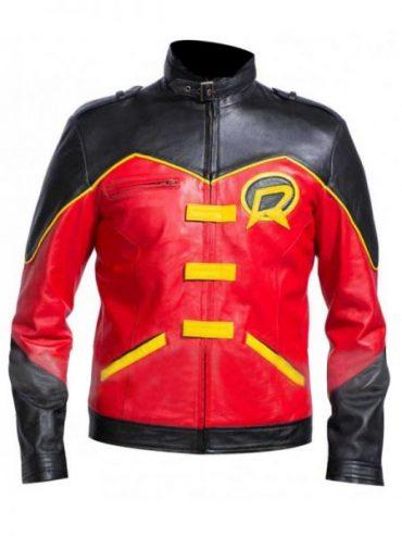 Robin Motorcycle Jacket