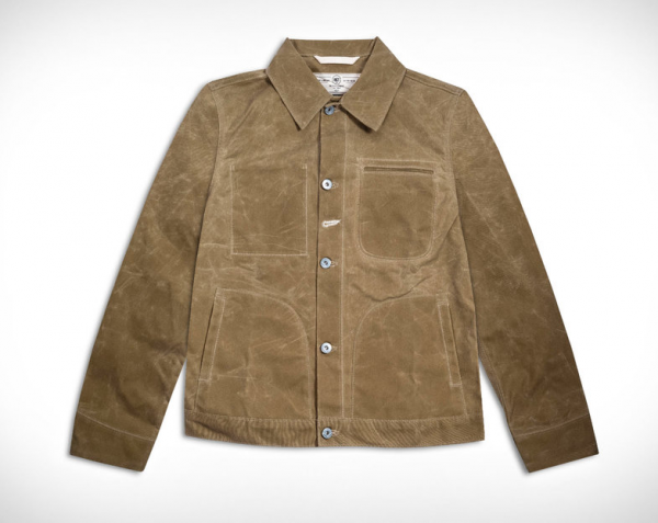 Rogue Territory No Time To Die Supply Jacket