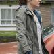 Sandra Herself Cotton Jacket