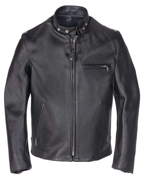 Single Rider Steerhide Leather Jacket