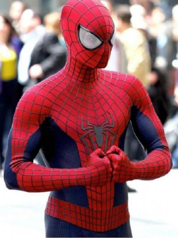 Spider-man 2 Peter Parker Cosplay Jacket