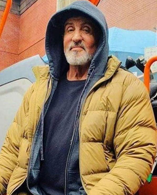 Stanley Kominski Samaritan Puffer Jacket