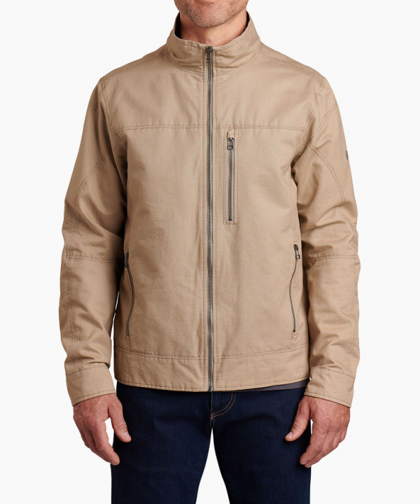 The Burr Mens Style Jacket