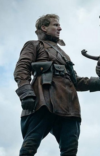The King's Man Duke Of Oxford Leather Jacket