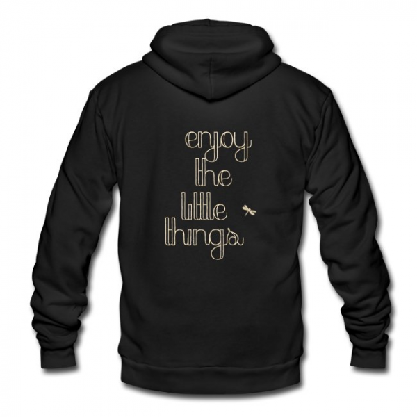 The Little Things Hooded Jackets