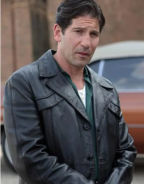 The Many Saints Of Newark Jon Bernthal Leather Jacket